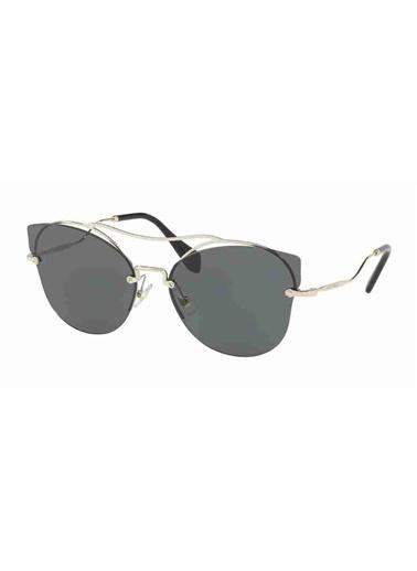 Miu Miu 0MU 52SS-ZVN1A162 Kadın Gözlük Altın